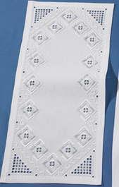 PERMIN ハーダンガー Hardanger 刺繍 キット デンマーク 北欧 刺しゅう ペルミン 63-0905 【DM便対応】