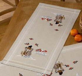 PERMIN カール・ラーション Carl Larsson 刺繍 キット デンマーク 北欧 刺しゅう ペルミン 63-7821 【DM便対応】