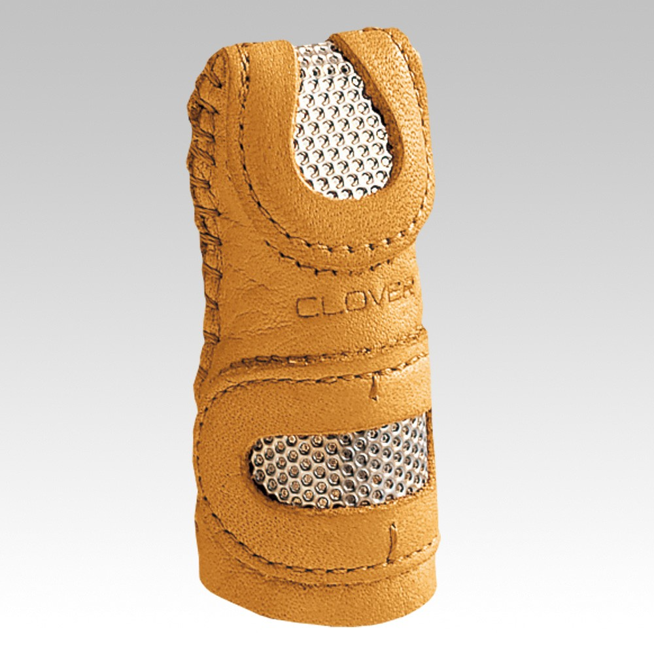 キルティングとピーシングで使い分けができます Clover ツイン 期間限定の激安セール コインシンブル 57-368 洋裁 ソーイング 人気の製品 ホリウチ yousai 手芸 裁縫 sewing