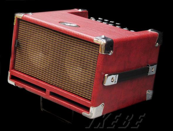 PJB(Phil Jones Bass)  BASS CUB (RED)【