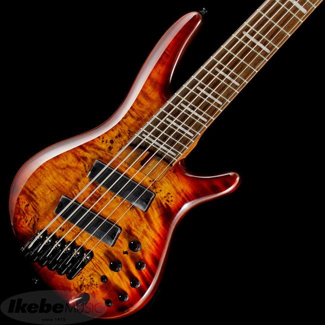 Ibanez 《アイバニーズ》 Bass Workshop SRMS806-BTT 【ibz_new】
