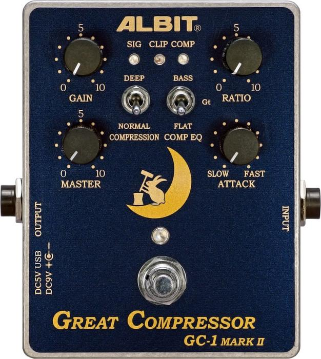 II GC-1 《アルビット》 [GREAT MARK ALBIT COMPRESSOR]