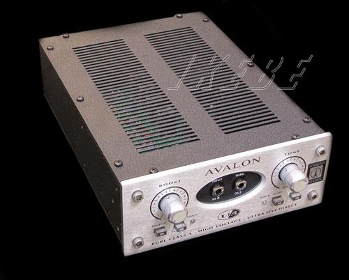 AVALON DESIGN 《アバロンデザイン》 U5 [Mono Instrument DI Preamplifier] 【特価】