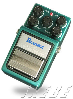 Ibanez 《アイバニーズ》 TS9B Bass Tube Screamer