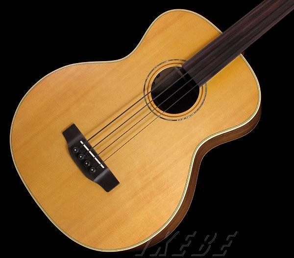 K.Yairi 《K.ヤイリ》 YB-2FL w/Black Nylon Strings