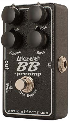 Xotic 《エキゾチック》 Bass BB-Preamp