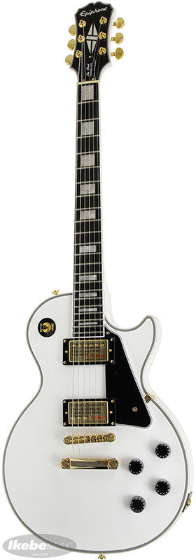 Epiphone by Gibson 《エピフォン》 Limited Edition Les Paul Custom Lite (Alpine White) 【数量限定エピフォン・アクセサリーパック・プレゼント】