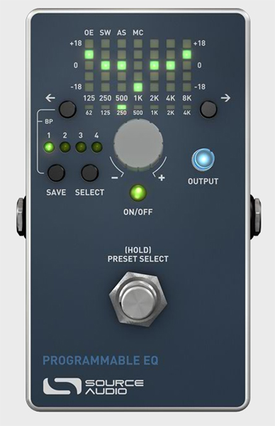SOURCE AUDIO SA170 Programmable EQ 【特価】
