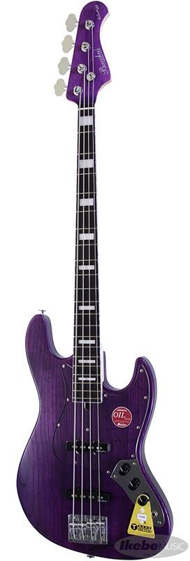 Bacchus 《バッカス》 IKEBE ORDER WOODLINE 417 (Purple-Oil/Ebony) [Passive Model] 【特価】