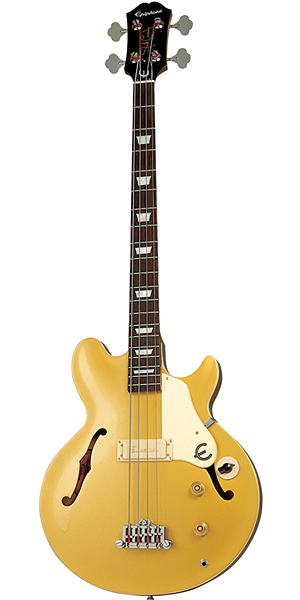 Epiphone by Gibson 《エピフォン》 Jack Casady Bass (MG)【数量限定エピフォン・アクセサリーパック・プレゼント】