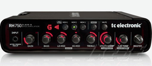 TC Electronic 《TCエレクトロニック》 RH750