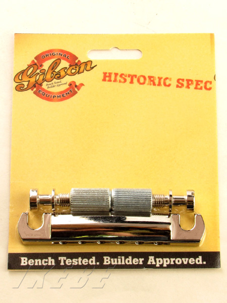Gibson PTTP-060 Historic LIGHTWEIGHT ALUMINUM TAILPIECE / NICKEL
