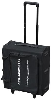 PJB(Phil Jones Bass) Briefcase Carrying Bag