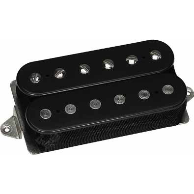 DiMarzio 《ディマジオ》 Steve Lukather Signature Transition Neck [DP254F/F-Spaced] (Black) 【安心の正規輸入品】