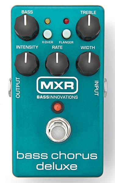 MXR M83 Bass Chorus Deluxe 【特価】 【数量限定9Vアダプタープレゼント】