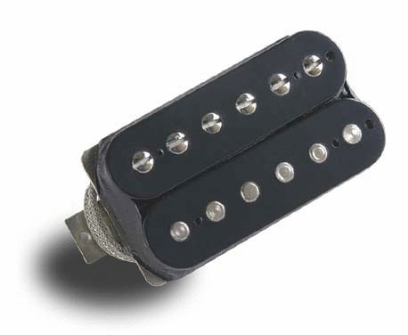 Gibson Burstbucker [TYPE2] (Double Black)