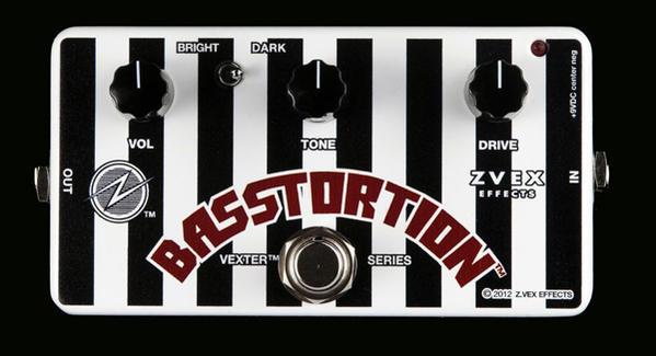 史上最も激安 Z-VEX 《ジーベックス》【特価】 Z-VEX Basstortion [Vextron Series]【特価 Series]】, Mon Juillet:b5eb1ecd --- canoncity.azurewebsites.net
