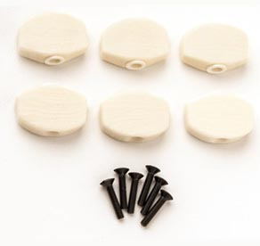PRS 《ポール・リード・スミス/Paul Reed Smith》 ACC-4363BUT-FB Faux-Bone Tuner Buttons SET for Phase III