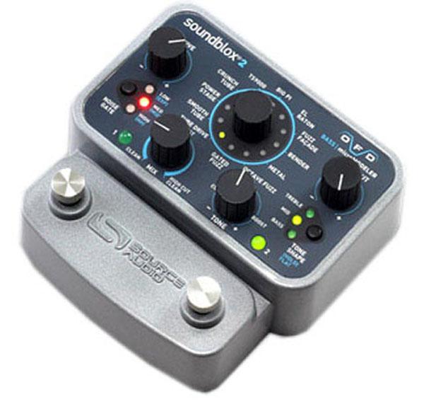 SOURCE AUDIO SA228 OFD Bass micro Modeler【特価】