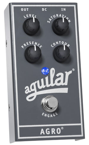 Aguilar 《アギュラー》 AGRO [Bass Overdrive Pedal] 【特価】