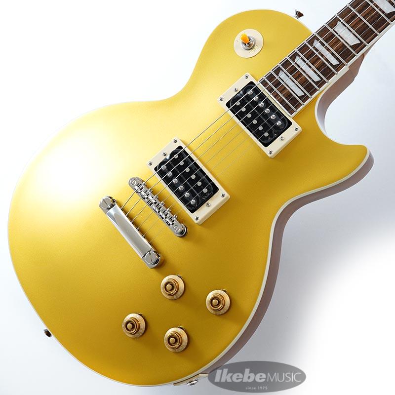 エレキギター Epiphone by Gibson 《エピフォン》 Slash Les 即納可能 Victoria Paul 安心の実績 高価 買取 強化中 人気ブランド多数対象 Goldtop Standard