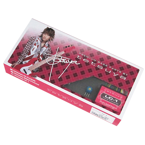 ESPtetsuya LC-1 (Tone Circuit)