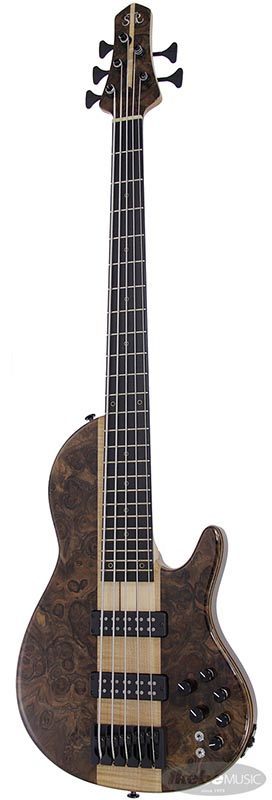 "STR GUITARS SC548 ""Claro Walnut Top"""