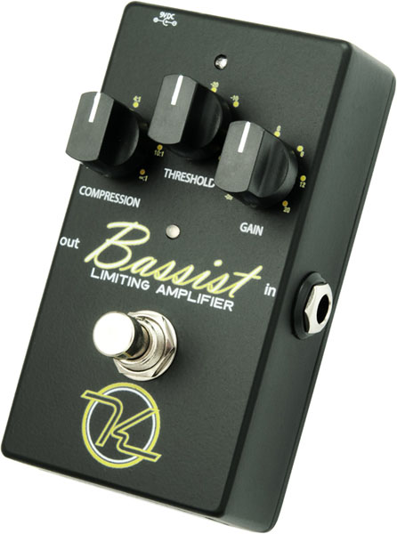 Keeley Electronics 《キーリー》 Bassist Limiting Amplifier 【きたぞ円高!還元セール実施中!!】