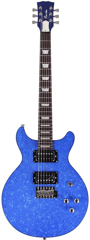 Bacchus 《バッカス》 Limited Edition BLS-24DC Pearliod (See-Through Blue)【平成最後の年末年始大セール】