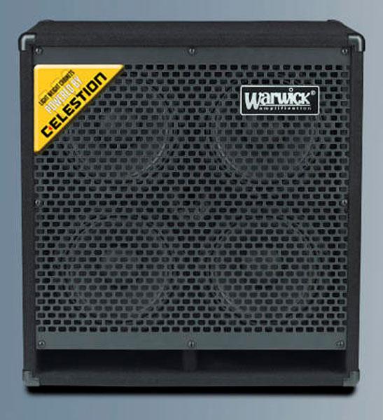 Warwick 《ワーウィック》 WCA 408 LW CE [ベース用スピーカーキャビネット]