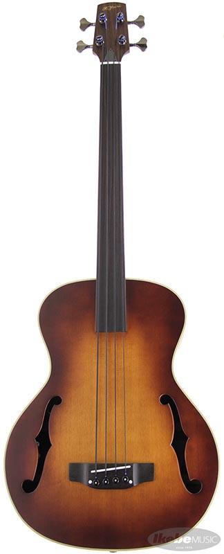 K.Yairi 《K.ヤイリ》 YB-2 CTM FL w/Black Nylon Strings (VS) 【即納可能】