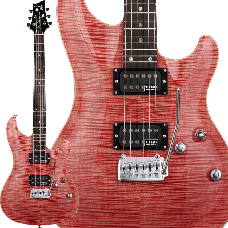 SCHECTER 《シェクター》 Rexy Series RX-2-24-CTM-VTR/SBI 【受注生産品】