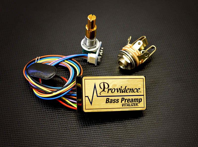 ProvidenceVP-B1-2 Vitalizer Bass Preamp