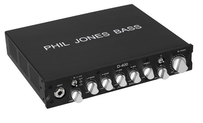 PJB(Phil Jones Bass)D-400 【即納可能】【初回入荷分スピーカーケーブルプレゼント】