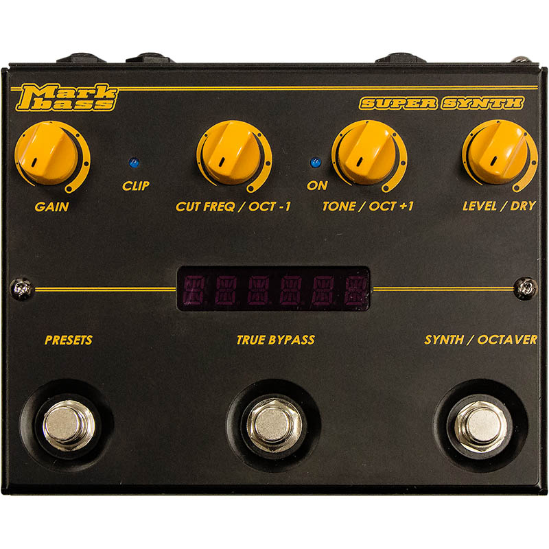 Mark Bass 《マークベース》 Super Synth MAK-SS