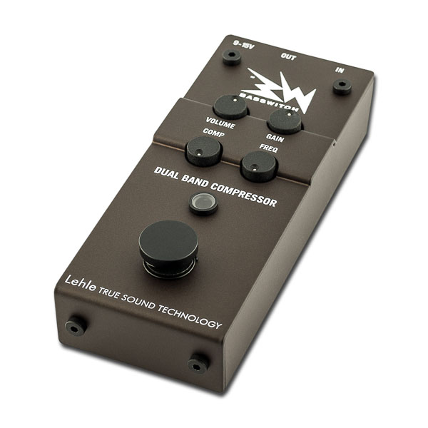 Lehle《リール》RMI Basswitch Dual Band Compressor