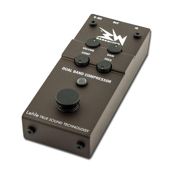 Lehle《リール》RMI Basswitch Dual Band Compressor