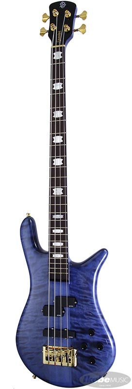 SPECTOR 《スペクター》 Euro 4 LX Premium Wood (Blue Stain Gloss)【特価】