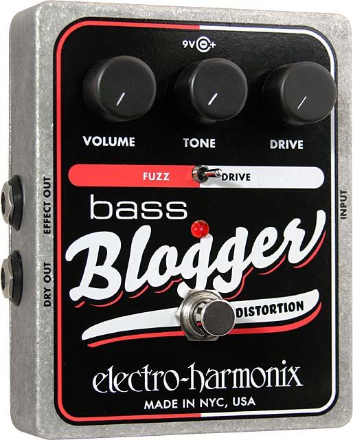 Electro Harmonix 《エレクトロ・ハーモニックス》 Bass Blogger