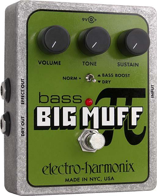 Electro Harmonix 《エレクトロ・ハーモニックス》 Bass Big Muff π