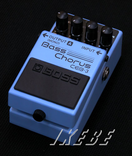 BOSS 《ボス》 CEB-3 Bass Chorus【期間限定★送料無料】 【ef_p5】