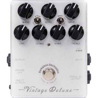 Darkglass Electronics Vintage Deluxe [Dynamic Preamp] [New Version]