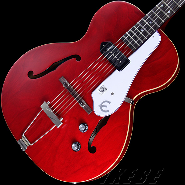 "Epiphone by Gibson 《エピフォン》 Inspired by ""1966"" Century (Aged Gloss Cherry)【epi_new】"