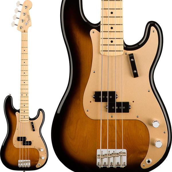 Fender 《フェンダー》American Original '50s Precision Bass (2-Color Sunburst) [Made In USA] 【お取り寄せ品】