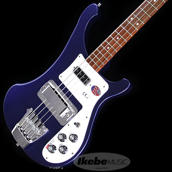 Rickenbacker 《リッケンバッカー》 4003S (Midnight Blue) 【数量限定純正ストラッププレゼント】