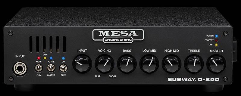 Mesa Boogie 《メサ ブギー》 SUBWAY D-800