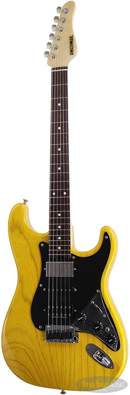 SCHECTER 《シェクター》 MASA KOHAMA Signature Model AC-MK/SIG (See Thru Yellow)