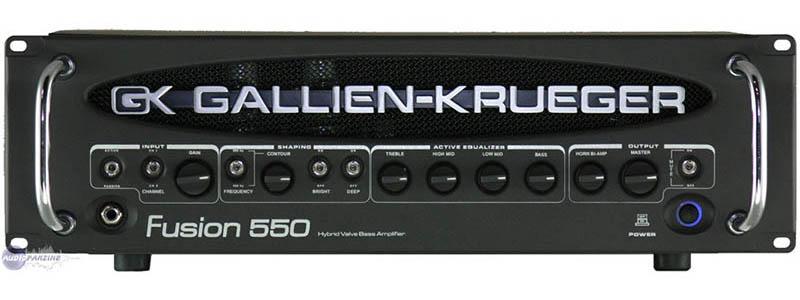 GALLIEN-KRUEGER Fusion 550
