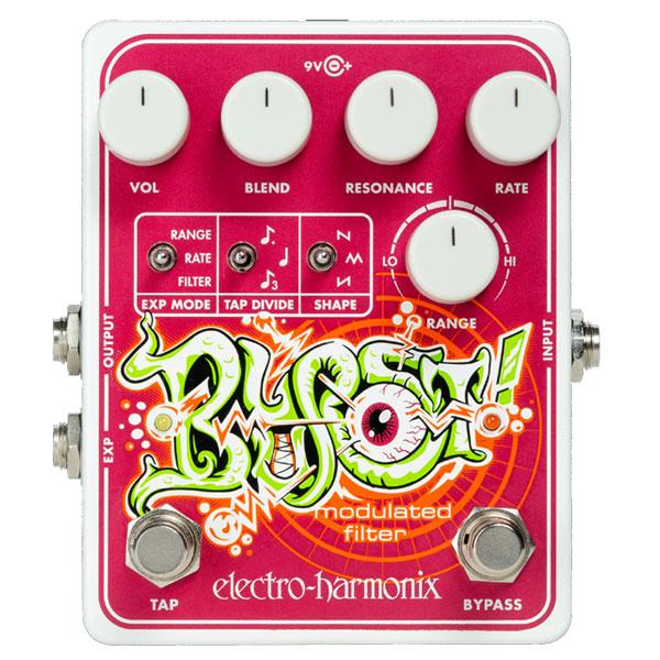 Electro Harmonix 《エレクトロ・ハーモニックス》 Blurst [Modulated Filter]