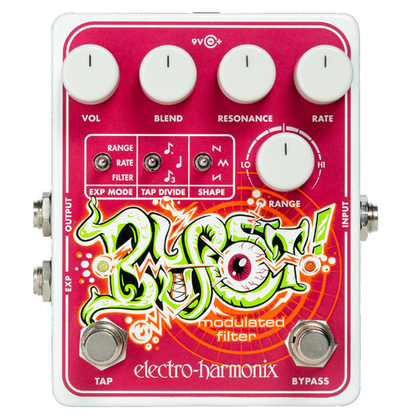 Electro Harmonix 《エレクトロ・ハーモニックス》 Blurst [Modulated Filter]【特価】